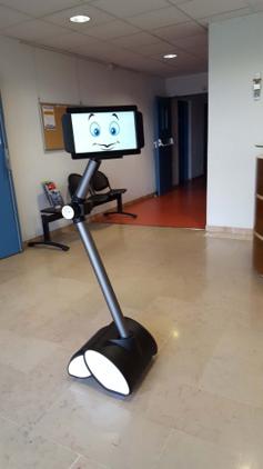 robot téléprésence