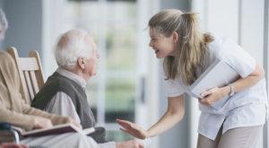 Préparation à l'entrée en formation d'aide soignante